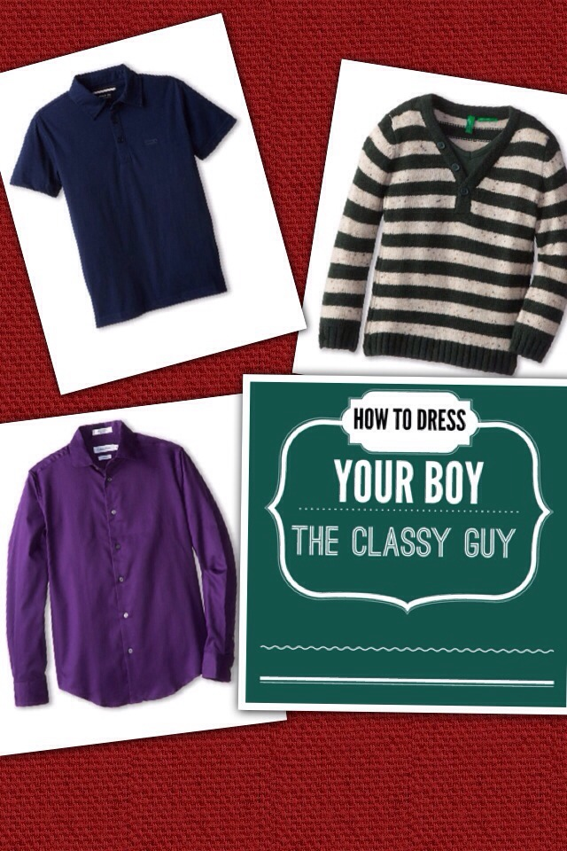 How to Dress Your Boy: Finding the Right Brands for Your Son's Unique Style