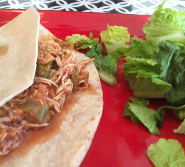 Healthy Slow Cooker Chicken Tacos From Campbell's Kitchen