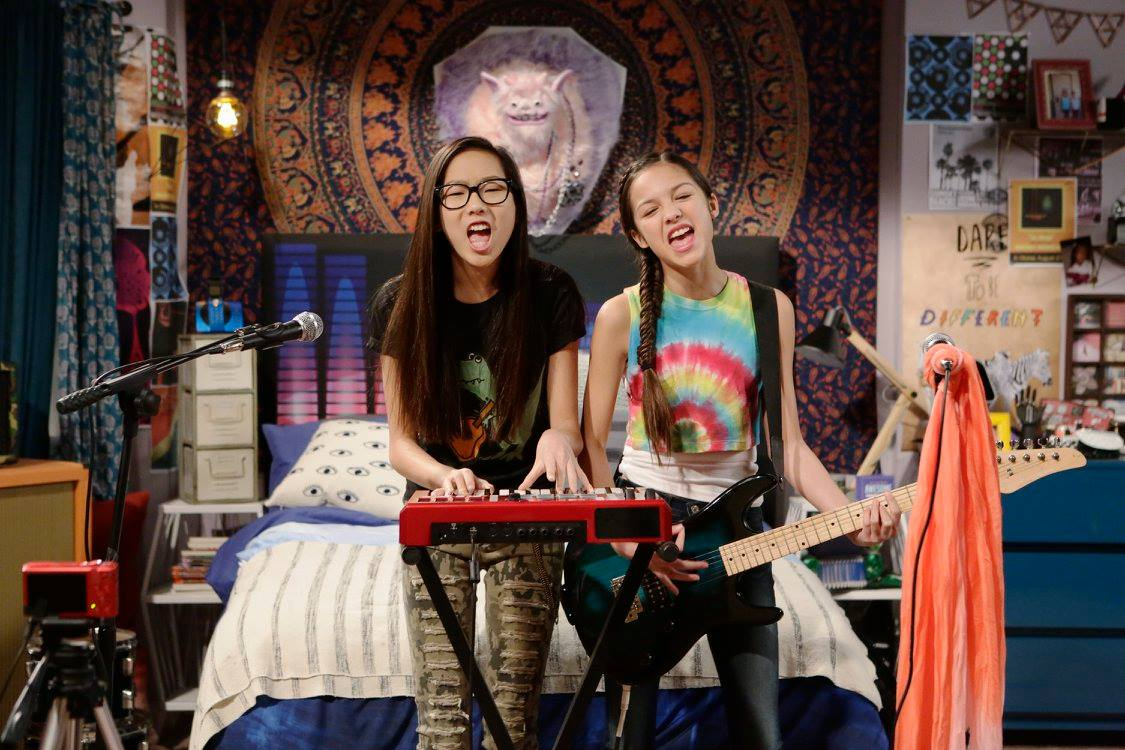 Set Visit And Premiere Of Bizaardvark On Disney Channel
