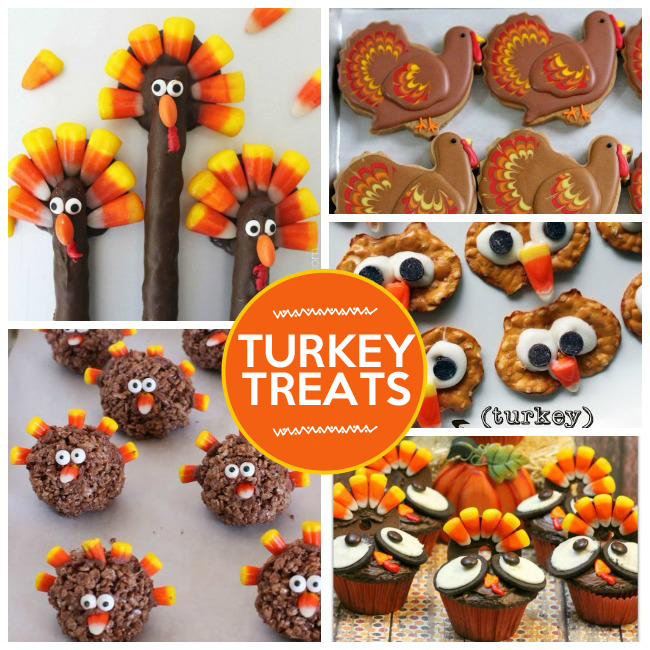 Last Minute Thanksgiving Treats: Delicious Delicious Party