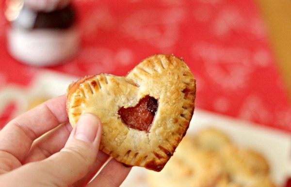 Mini Cherry Hand Pies