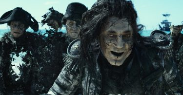 Javier Bardem as Captain Salazar in Pirates of the Caribbean