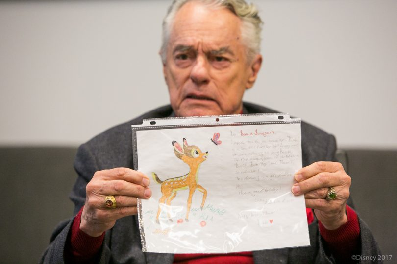 Donnie Dunagan and Peter Behn Interview on Bambi and Thumper Voices