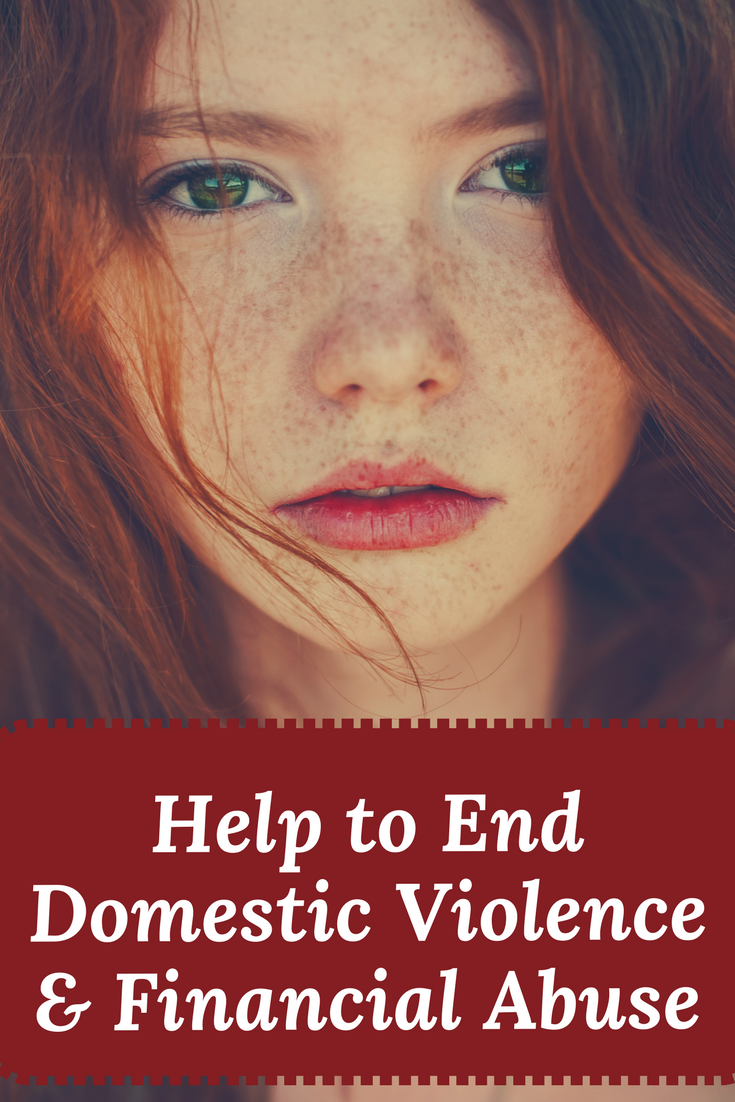 Help to End Domestic Violence & Financial Abuse