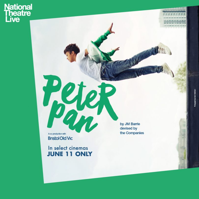 National Theatre Live Peter Pan Movie Event