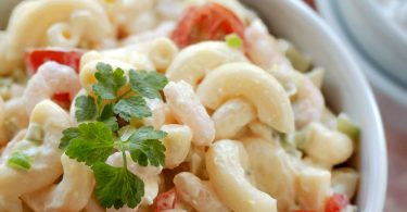 Shrimp Macaroni Salad from Bunny's Warm Oven