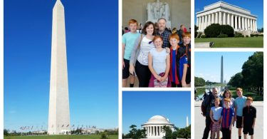 How To Do Washington DC With Kids