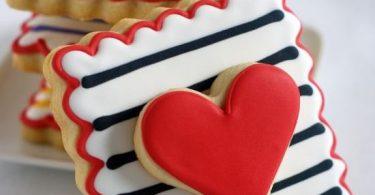 Valentine Cookie Recipes