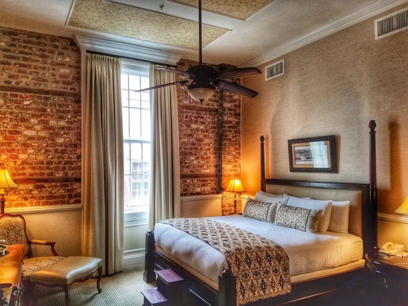 Reasons to Choose The Vendue Hotel in Charleston
