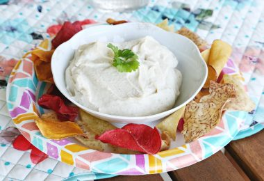 Butter Bean Hummus Recipe for Your Next BBQ with Dixie