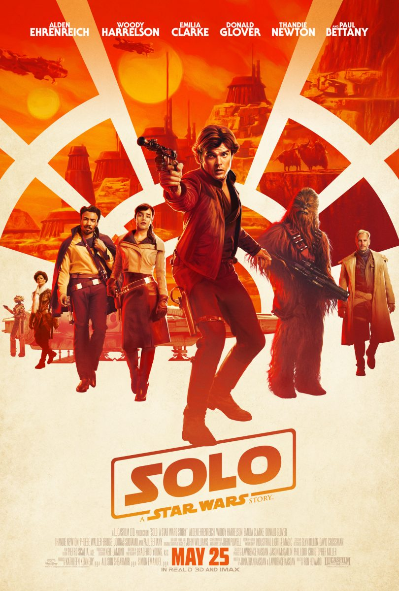 b\SOLO: A STAR WARS STORY Red Carpet Premiere