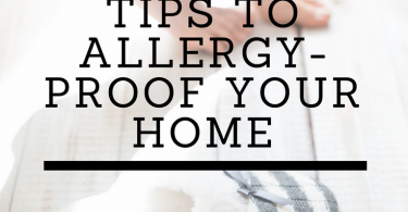 Tips to Allergy-Proof Your Home