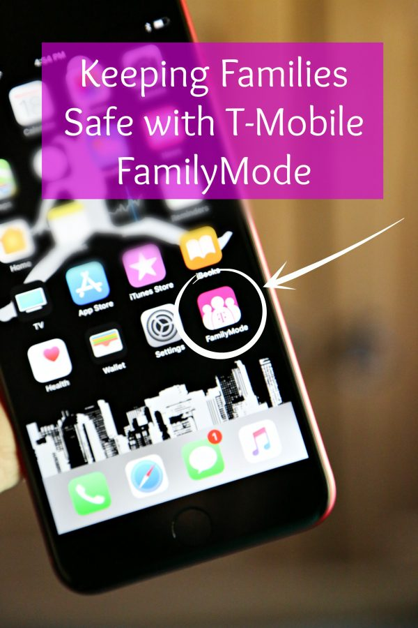 Keeping Families Safe with T-Mobile FamilyMode