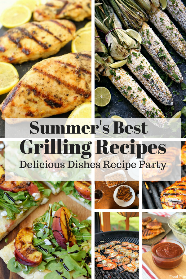 Summer's Best Grilling Recipes