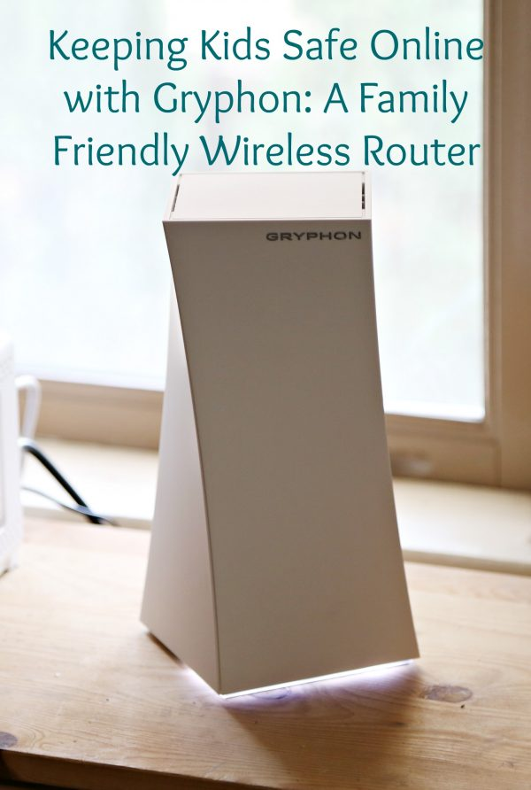 Keeping Kids Safe Online with Gryphon: A Family Friendly Wireless Router