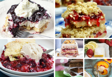 Easy Summer Dessert Recipes
