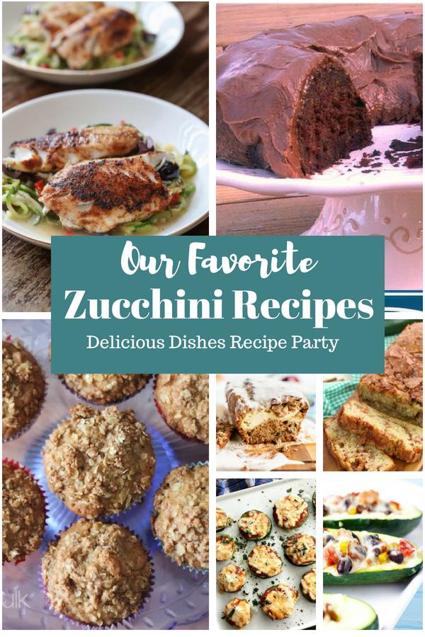 Summer Zucchini Recipes