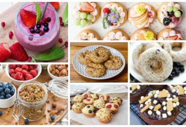 Back-to-School Breakfast Recipes