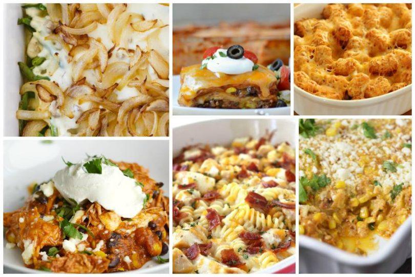 Family Favorite Casserole Recipes
