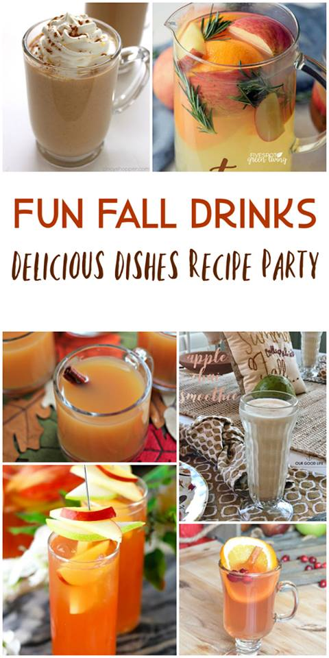 Fun Fall Drinks