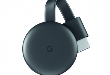 Cut the Cord and Connect with Google Chromecast Streaming Media Player