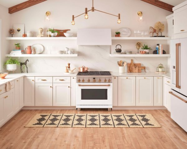 Get a Dreamy Kitchen with the Cafe Collection