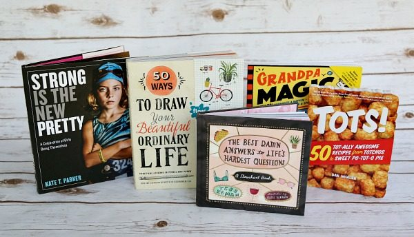 Gift Guide Books