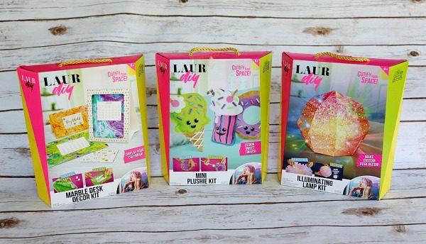 Crafting Kits from Laur diy