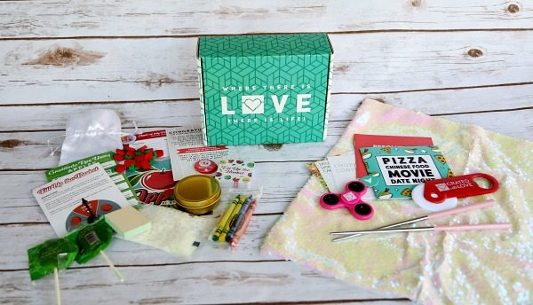 Crated with Love Date Night Gift Boxes