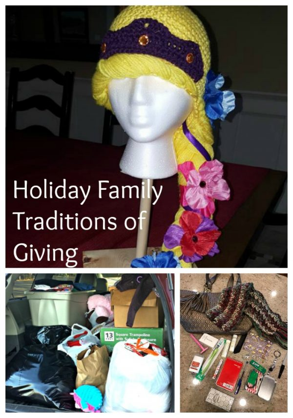 Holiday Family Traditions of Giving and simple ways you can make the holidays more meaningful