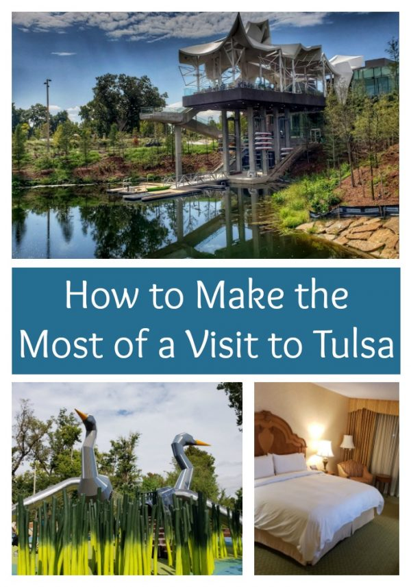 How to Make the Most of a Visit to Tulsa