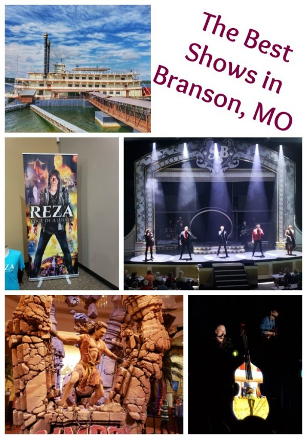 The Best Shows in Branson, MO