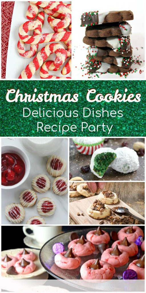 Christmas Cookies that will be the star of any holiday party or just a nice way to treat the family!