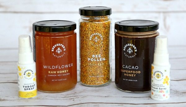 Beekeeper's Naturals Honey