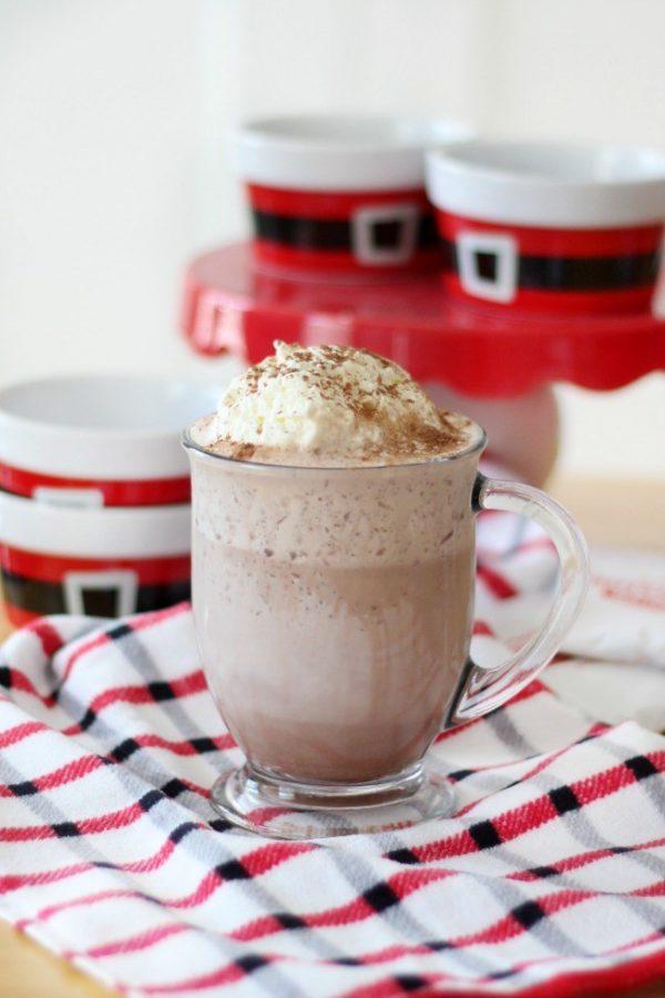 Frozen Hot Cocoa from Gluesticks Blog