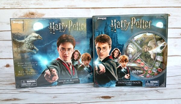 Harry Potter Games by Pressman