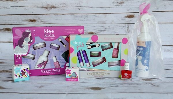 Klee Kids Play Makeup