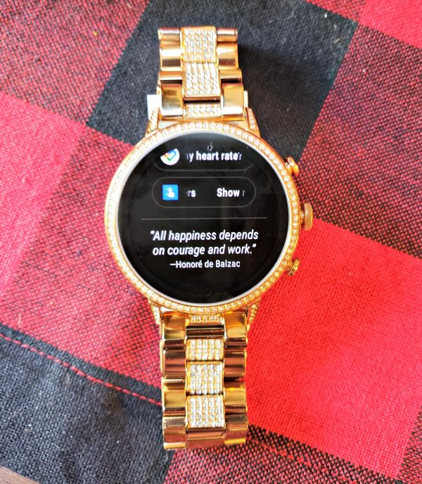 Reasons to Love the Fossil Gen 4 Venture HR Smartwatch