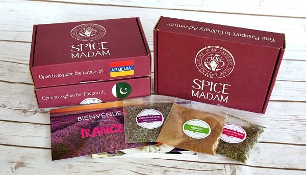 Spice Madam Subscription Boxes