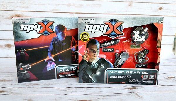 SpyX Spy Gear