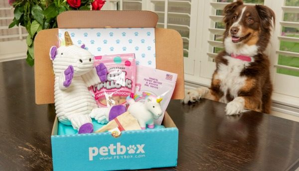 The PetBox from TheGiftBox.com
