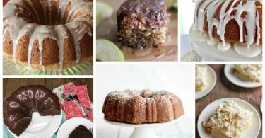 Favorite Cake Recipes