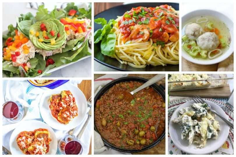Diet-Friendly Recipes
