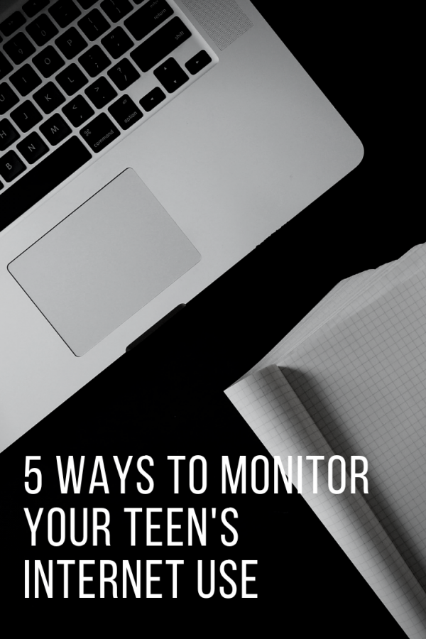 5 Ways to Monitor Your Teen's Internet Use