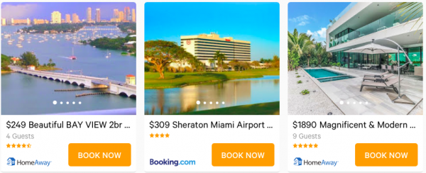 Miami Accommodations on VacationRenter.com
