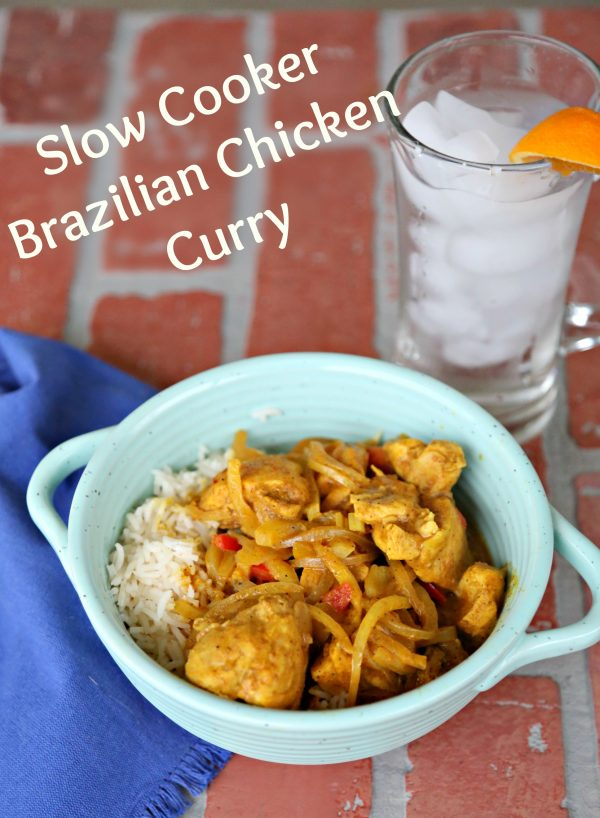 Slow Cooker Brazilian Chicken Curry