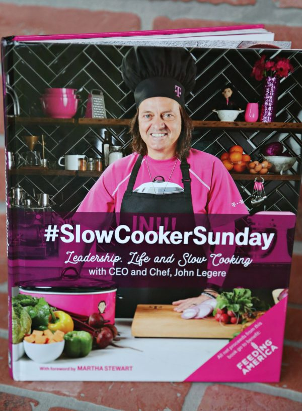 #SlowCookerSunday Cookbook by John Legere