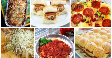 Italian Dinner Recipes