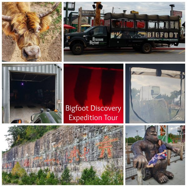 Branson Bigfoot Discovery Expedition Tour