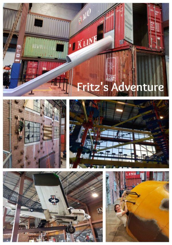 Fritz's Adventure in Branson, MO